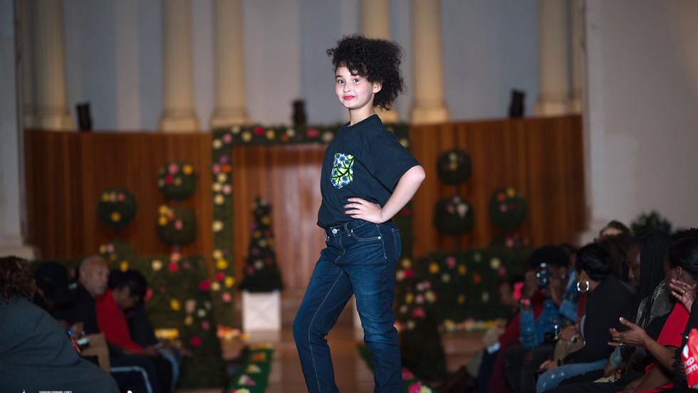 Fashion Forward Cincy Kids Fashion Show
