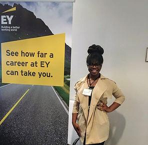 EY Launch Summer Intern Updates | Home | Ogochukwu Obiagwu