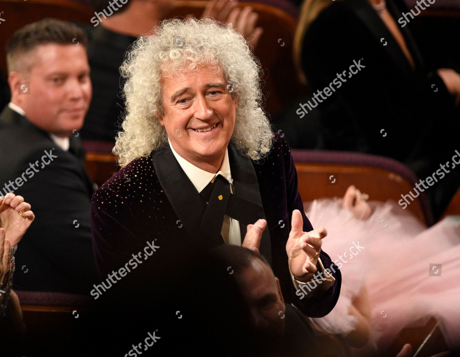 Brian May Oscars 2019