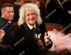 Brian May Oscars 2019