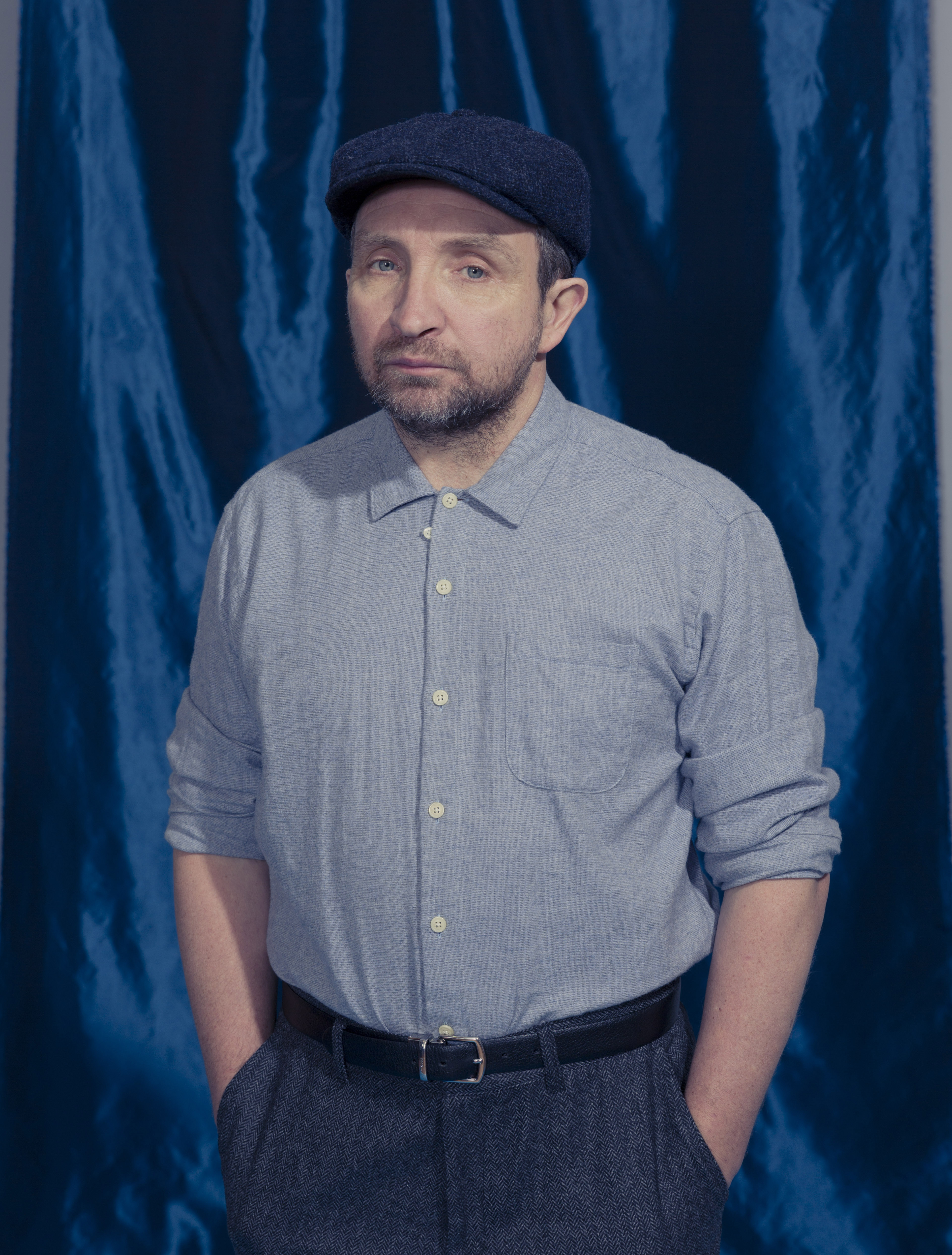 Eddie Marsan for Fabric Magazine
