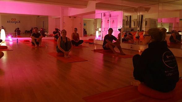 Mindful Movement Corporate wellness work