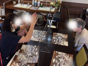 【介護】SOMPOケア株式会社 そんぽの家 京都羽束師様からのお言葉