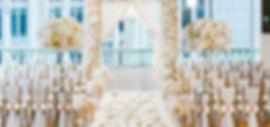 Wedding Planner & Designer  Coordinator  Event Designer  Floral Designer