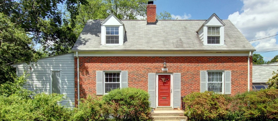 Spacious and sunny brick Cape Cod, 3 bed, 1.5 bath for $450,000, 7203 Wells Parkway, Hyattsville, MD