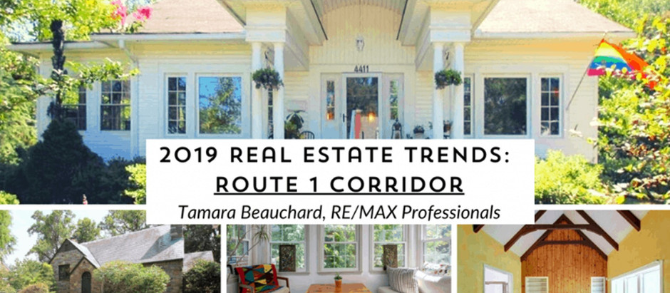 Route 1's 2019 Real Estate Trends & Market Report
