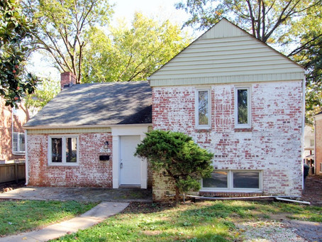 Location, location, location makes this a prime rental property!