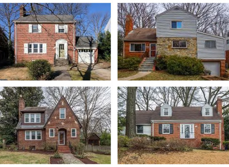 University Park Home Sales in April