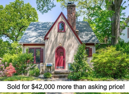 Five Recent Homes Sales in Hyattsville that Sold for Much More than List Price