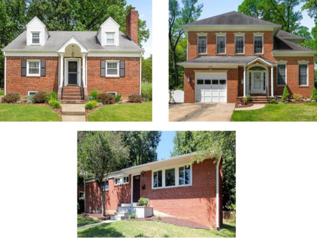 University Park Home Sales in August