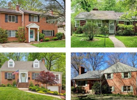 University Park Home Sales in June