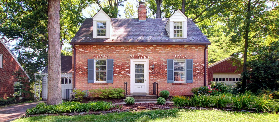 Cottage-like, brick Cape Cod house in University Park, MD 3 Bed, 2 Bath for $515,900