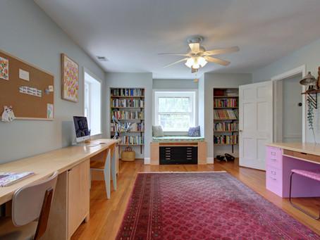 Create a home office anywhere