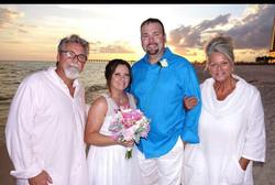 myra johnny wed