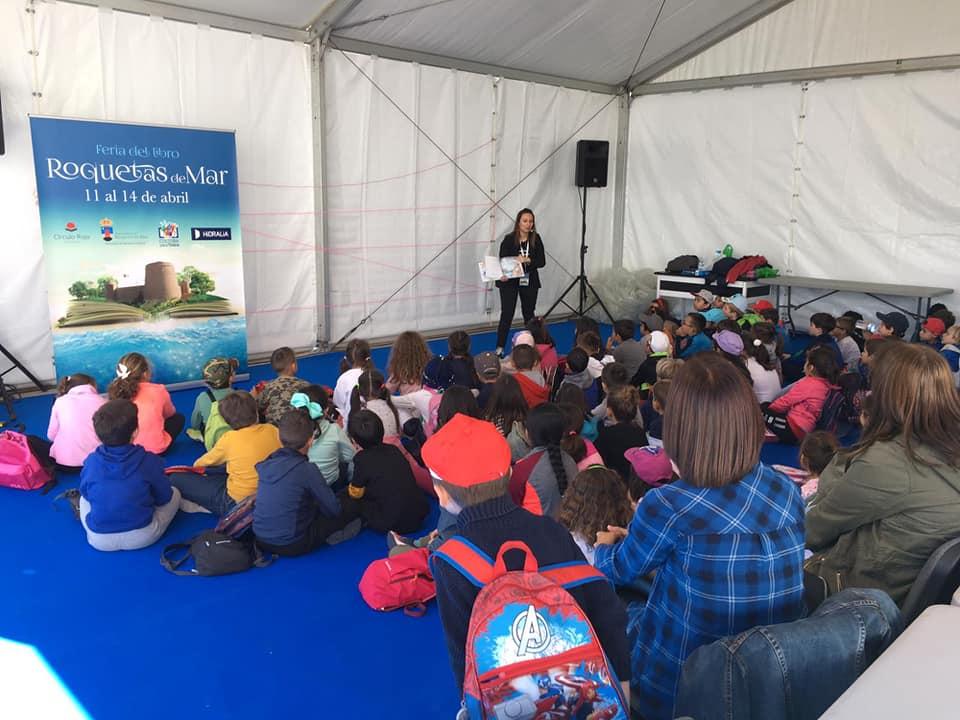 Feria del Libro de Roquetas de Mar