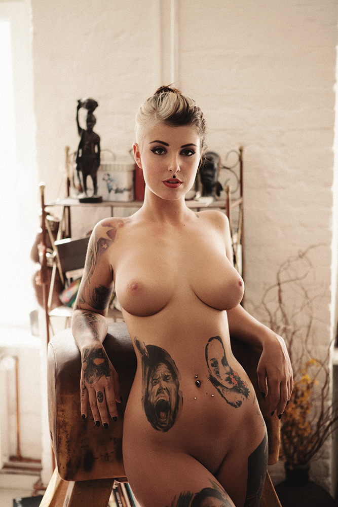 Bella Colorem - Tattoo Erotica