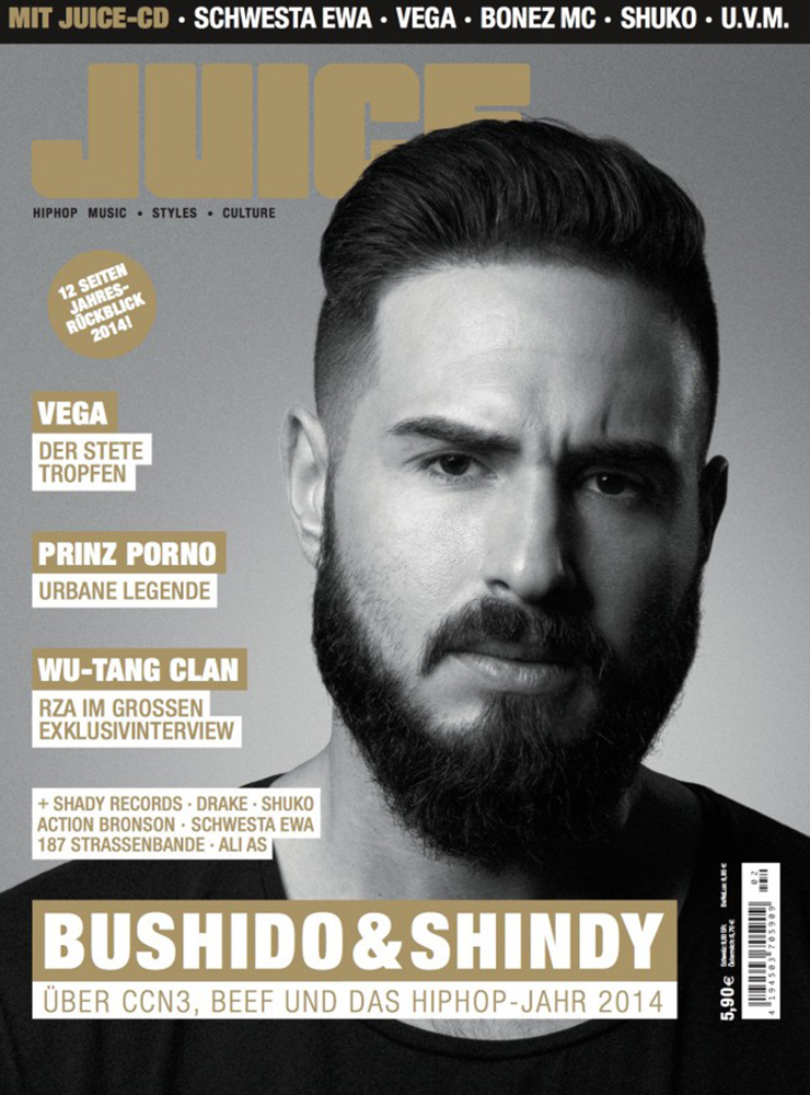 Shindy - Juice Magazine