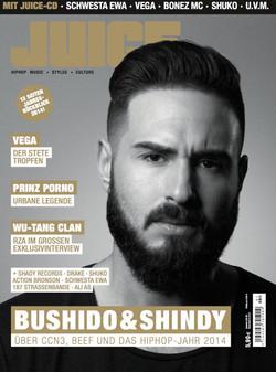 Shindy - Juice Magazine