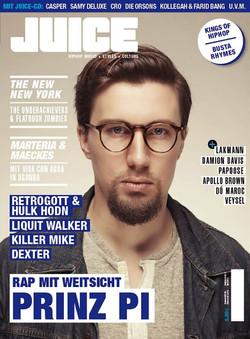Prinz Pi - Juice Magazin