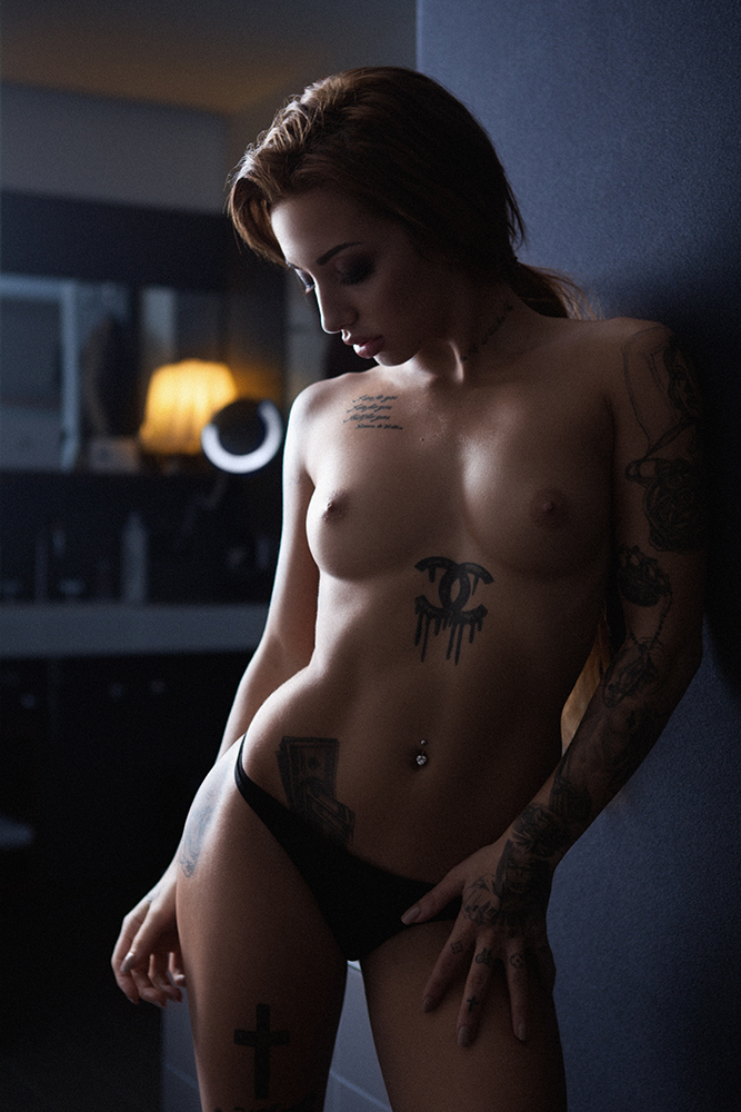 Cherry Rebelle - Tatto Erotica