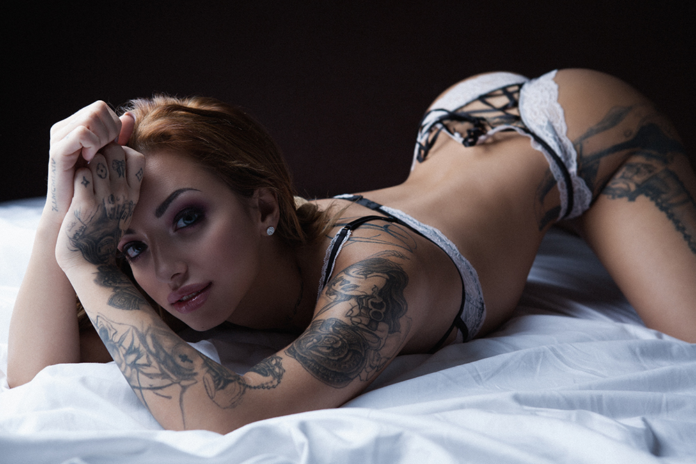 Cherry Rebelle - Tattoo Erotica