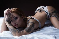 Cherry Rebelle - Tattoo Erotica