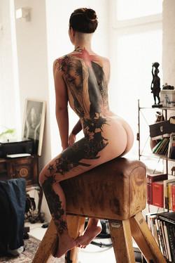 Bella Colorem - Tattoo Erotica