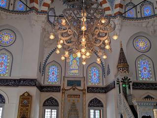 モスク行ってきました。