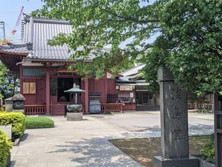 淡島堂は法善寺の旧本堂なのか?
