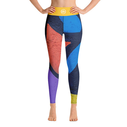 Colorful Yoga Pants