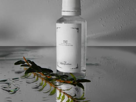 Prirodna kozmetika i losion za čišćenje lica TE, recenzija!