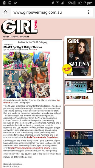 Girl Power Magazine