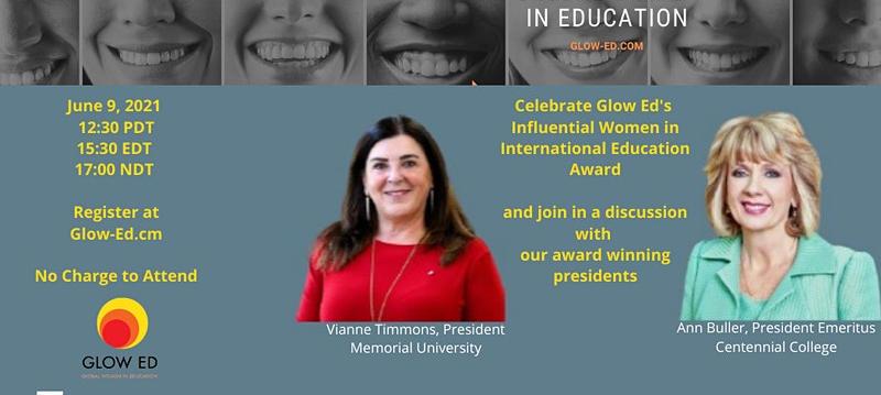 Glow Ed Awards 2021