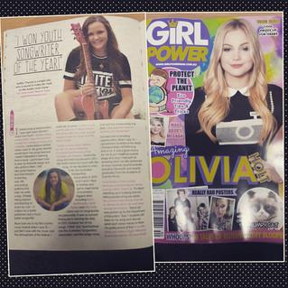 Girl Power Magazine