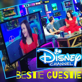 Disney Channel Bestie! Guestie!