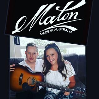 Thank You MATON Guitars