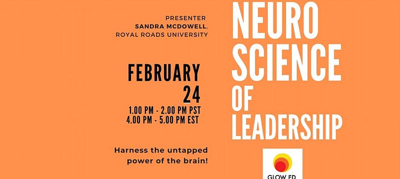 Neuroscience of Leadership: Harness the untapped power of the brain!