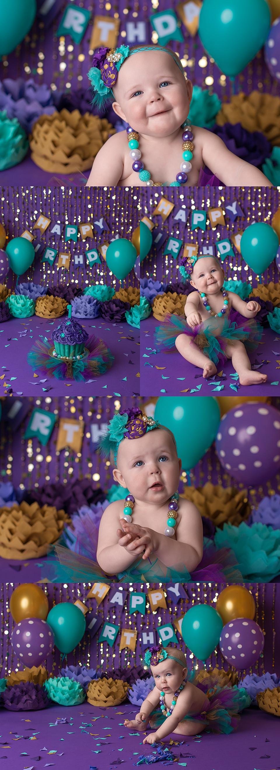 KATELYNN IS 1! BIRTHDAY PHOTO SESSION | HAMILTON, ON CHILDREN'S PHOTOGRAPHER