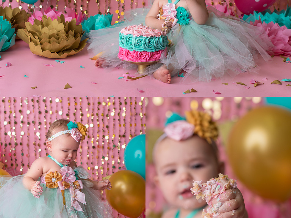 ARIYA IS ONE! BIRTHDAY PHOTO SESSION | HAMILTON, ON CHILDREN'S PHOTOGRAPHER