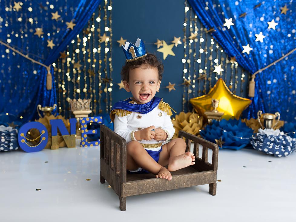 ROYAL PRINCE CAKE SMASH SESSION   HAMILTON ONTARIO CAKE SMASH SESSION   PHOTOGRAPHER IN HAMILTON ON