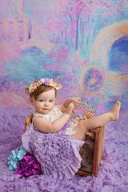 baby girl cinderella