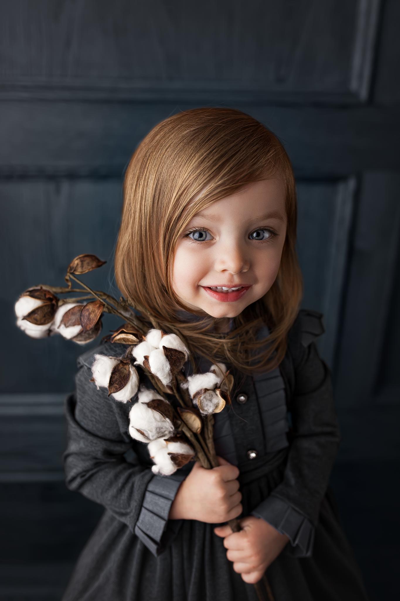 vintage toddler girl