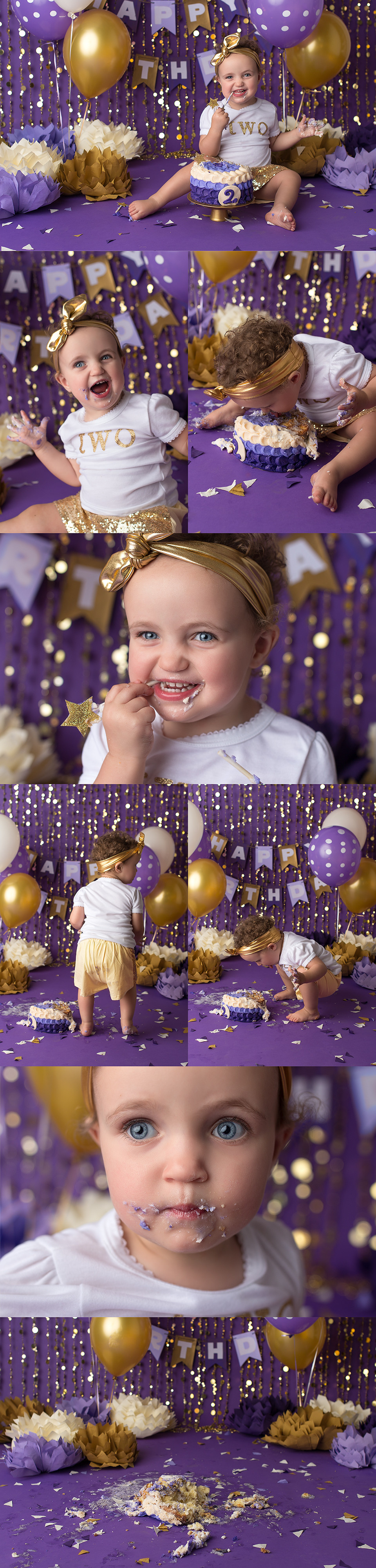 SCARLETT IS TWO! BIRTHDAY PHOTO SESSION | HAMILTON, ON CHILDREN'S PHOTOGRAPHER