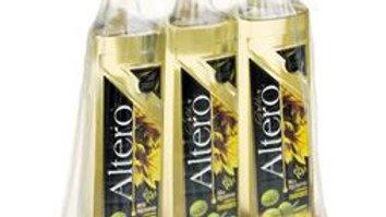 Масло подсолнечное с добавлением оливкового ALTERO Golden, 810мл