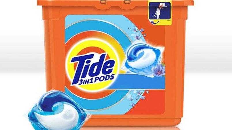 Капсулы для стирки Tide Pods Lenor для всех видов тканей 23 шт