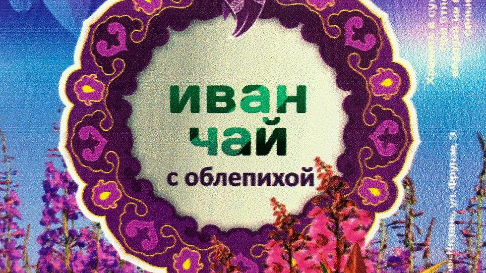 Иван Чай с облепихой