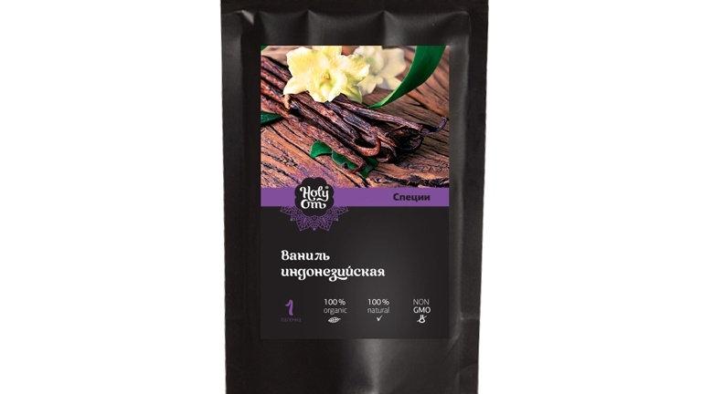 Ваниль стручки индонезийская (Vanilla Beans) 1 шт. в уп.