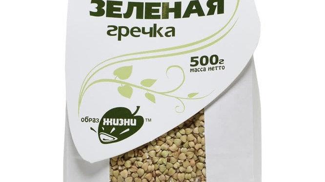 Гречка зеленая для проращивания Образ Жизни