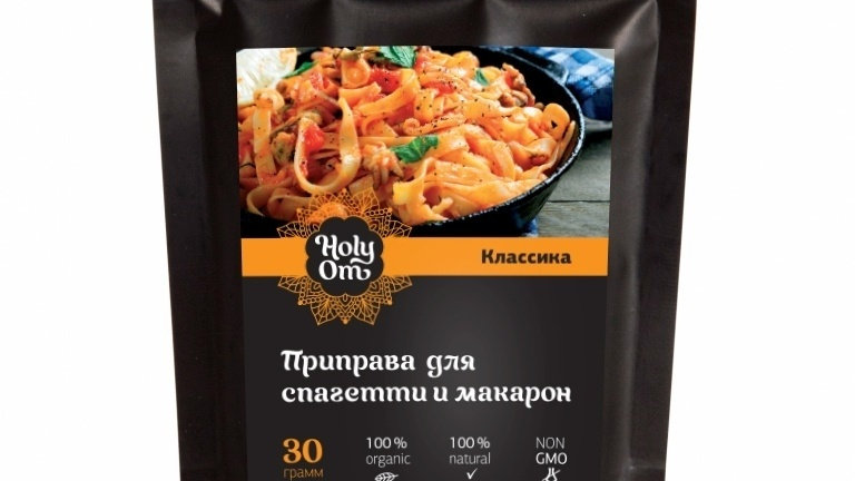 Приправа для спагетти и макарон Holy Om 30 г