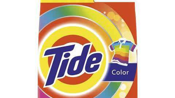 Стиральный порошок Tide Color автомат для цветного белья 4,5 кг